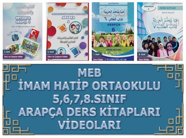 Imam Hatip Ortaokulu Arapça Ders Videolari Manavgat 15 Temmuz